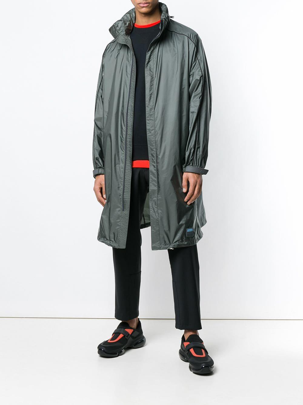6c4f3e6742d8 Lyst - Prada Classic jogging Trousers in Black for Men