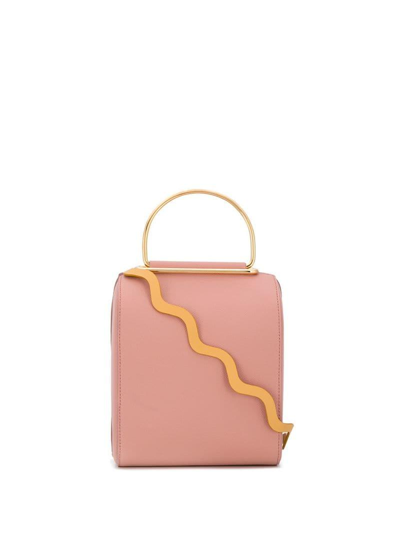 0683f3b668 ROKSANDA Besa Shoulder Bag in Pink - Lyst
