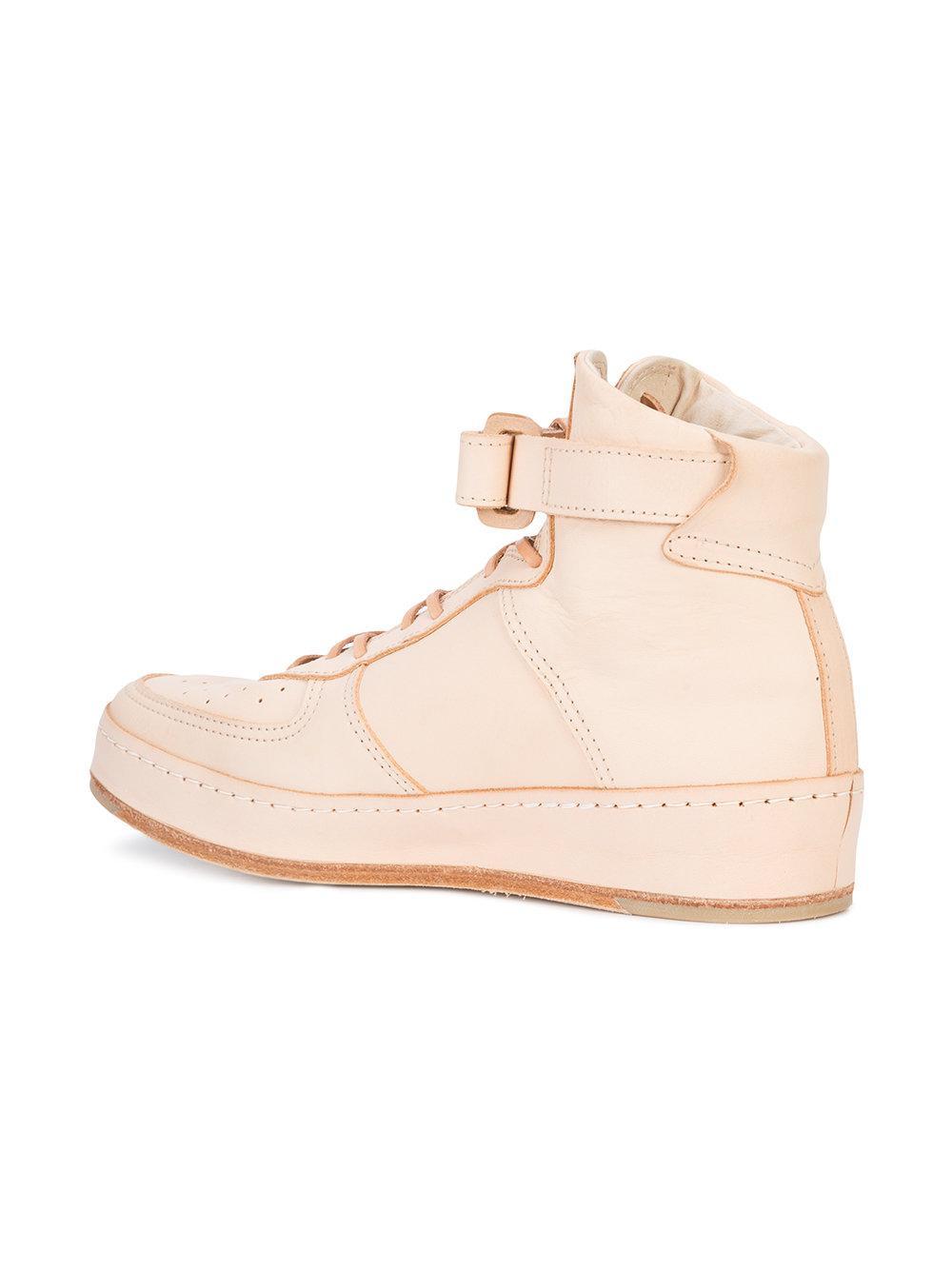 MIP 01 hi-top sneakers - Nude & Neutrals HENDER SCHEME kCoVvKV