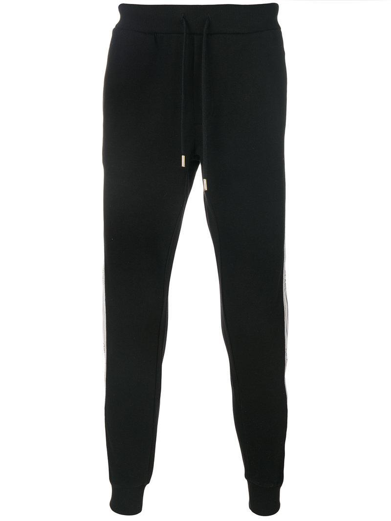 stripe detail track pants - Black Just Cavalli Sale Amazing Price h1k58vNOIy