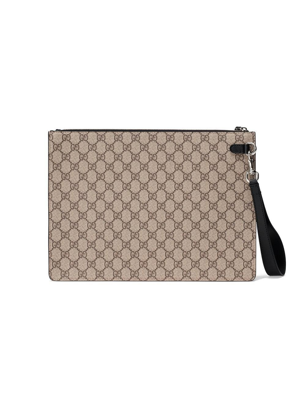Gucci - Multicolor GG Supreme Men s Bag for Men - Lyst. View fullscreen eaa2eb20ce