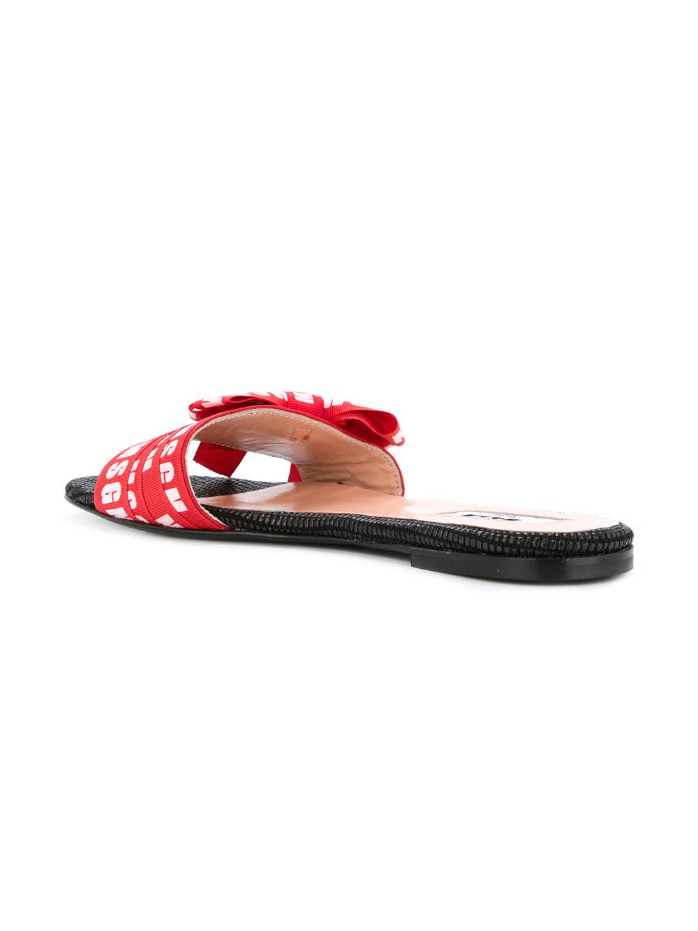 MSGM branded sandals store cheap online cheap many kinds of discount shop for 1pFM5UZA