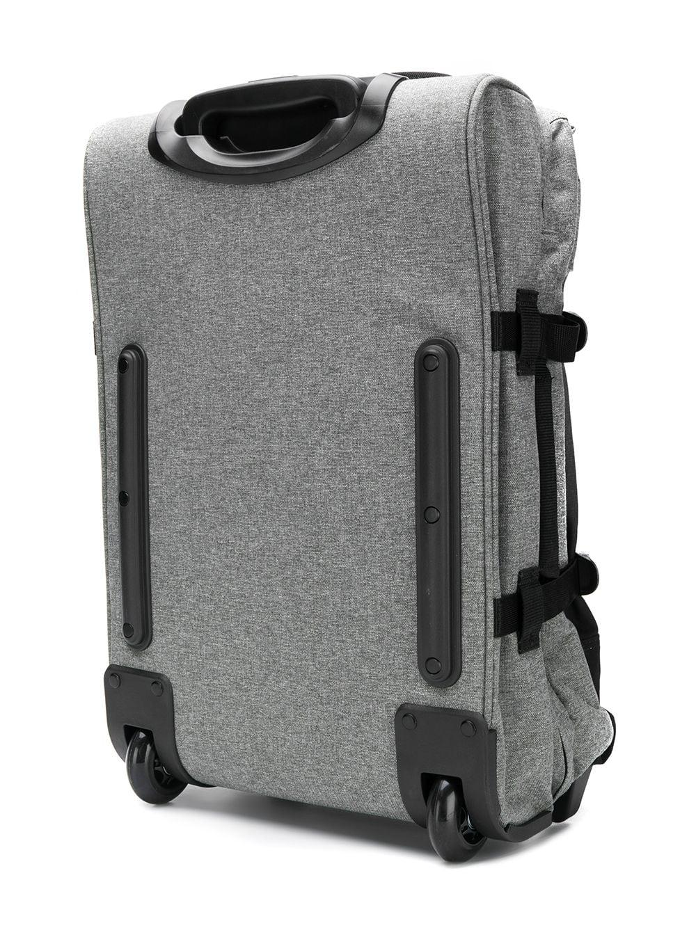 Eastpak Small Compression Rollie Bag In Gray Save Hand Rolling Compressed View Fullscreen