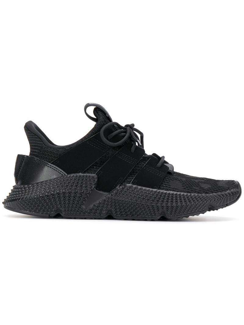 Lyst - Adidas Prophere Sneakers in Black for Men c1a21e8c8