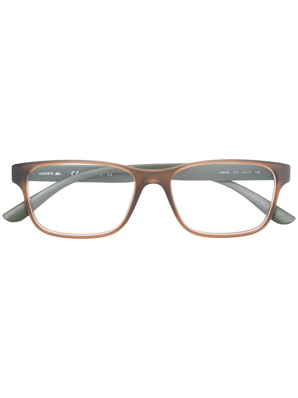9382defac35e Lacoste Square Glasses - Lyst