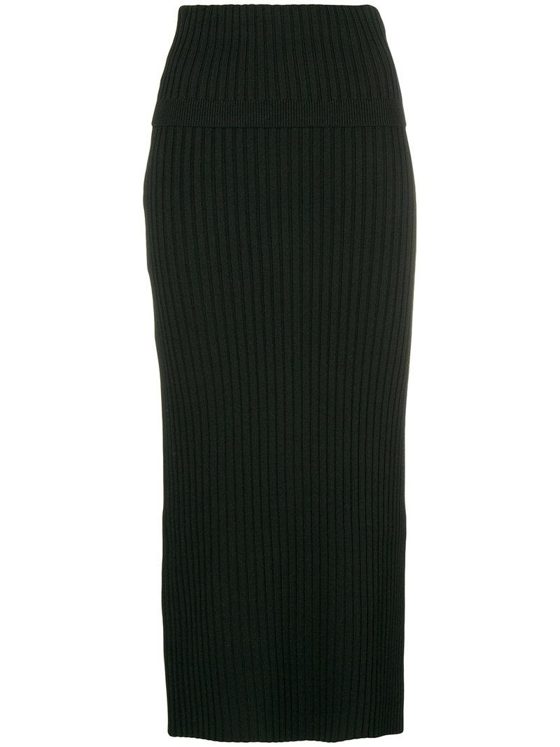 Joseph ribbed skirt In China Stockist Online High Quality 100% Guaranteed Cheap Online Buy Authentic Online ZCGJ9uty8