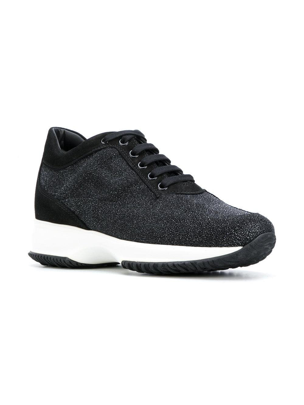 Hogan glittery platform sneakers outlet best 2014 new cheap price outlet visit new aPaVUfmGS