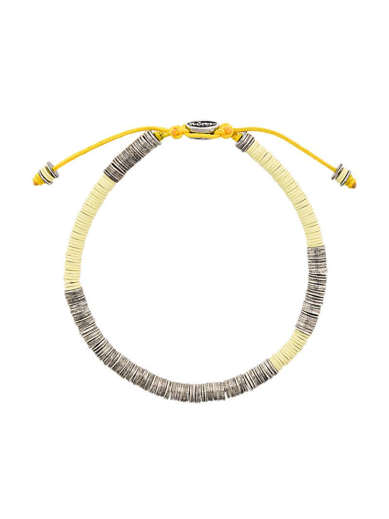 M. Cohen mixed bracelet - Metallic sViFoZR0