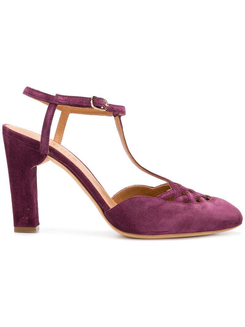 Fraya pumps - Pink & Purple Chie Mihara Sale Cheapest Price Iakhe9qN