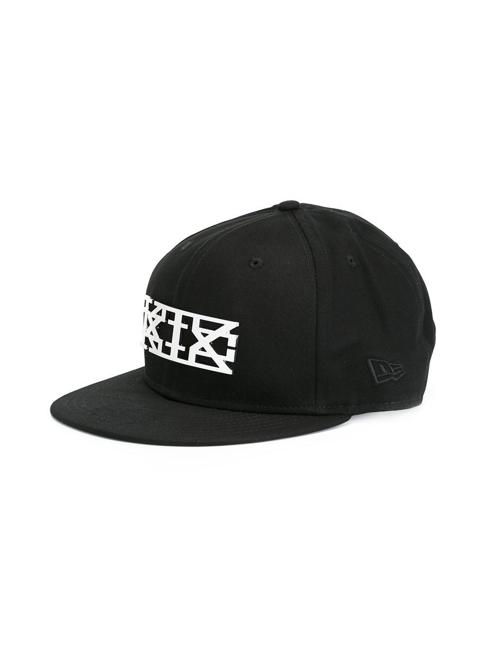 KTZ - Black Logo Plaque Cap - Lyst. View fullscreen eae3c46fa1f8