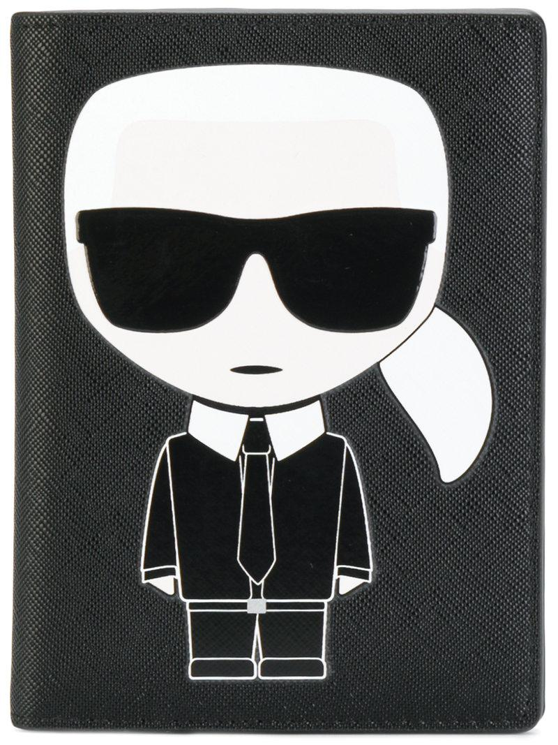 Captain Karl Passport Holder Karl Lagerfeld fVWwxn