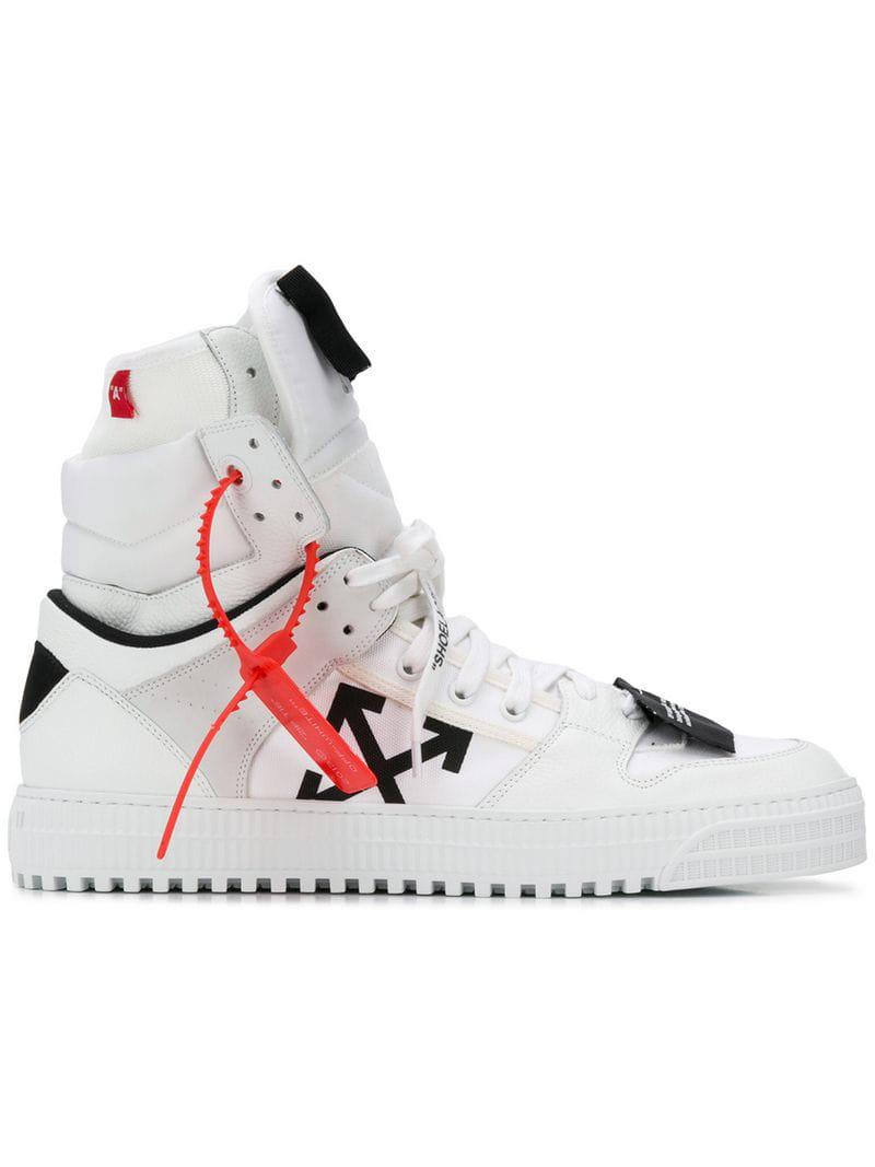 aa3947e01dac24 Off-White c/o Virgil Abloh Off Court Sneakers in White for Men ...