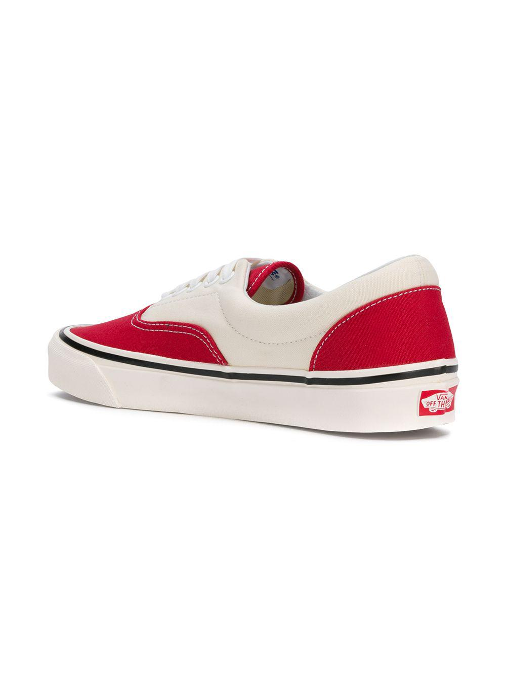 de873dbbc8bd Vans Era 95 Dx in Red for Men - Save 63% - Lyst