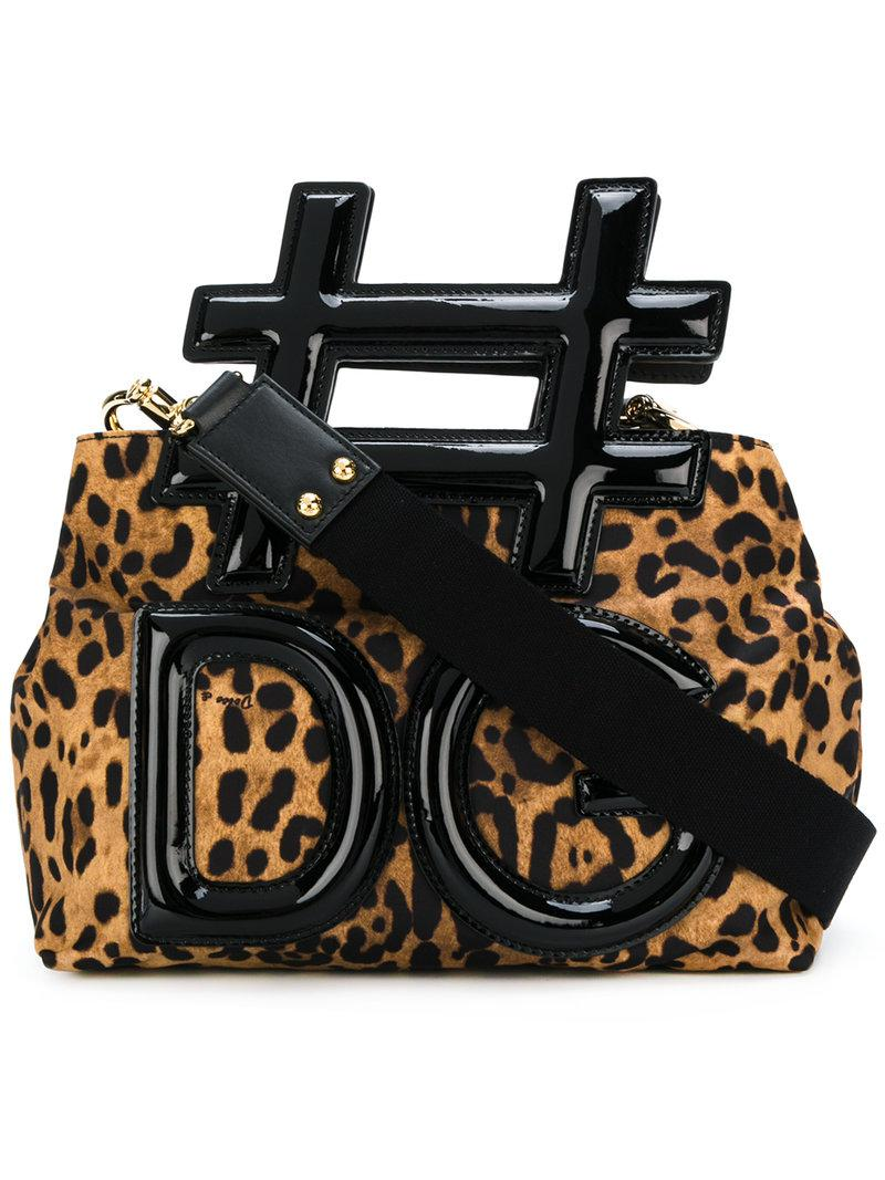 Recommander Rabais Vente Pas Cher Recherche Dolce & Gabbana Fourre-tout Instabag - Brun Expédition Des Frais Bas Prix Pas Cher Photos Pas Cher En Ligne 9ITjzGjHiu