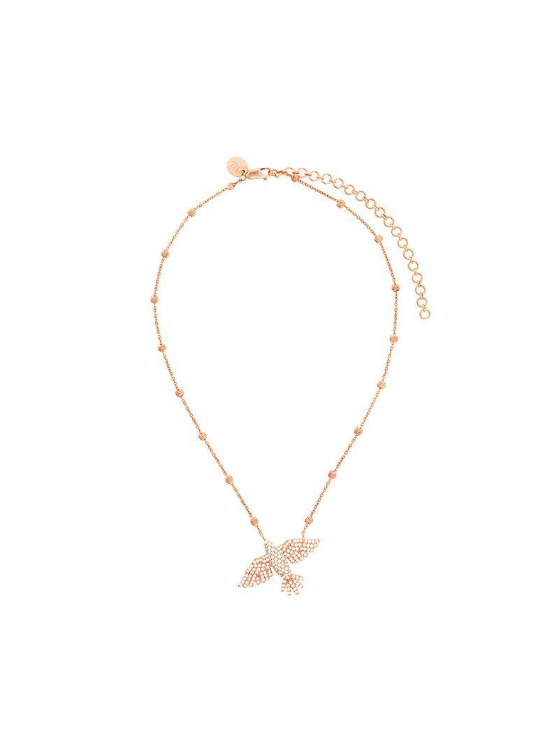 Maha Lozi Jet Setter necklace - Metallic Ezql0I