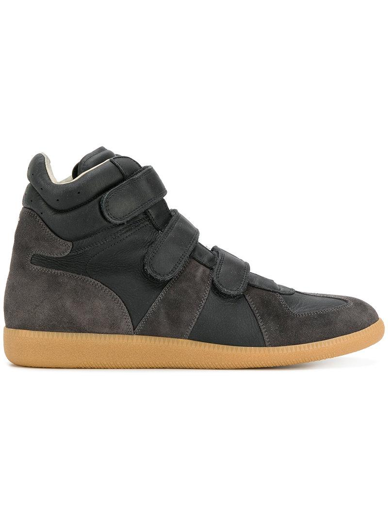 hi-top Replica sneakers - Black Maison Martin Margiela 3OyFczm