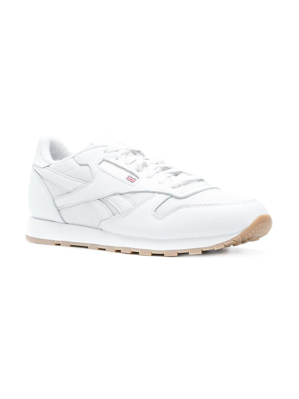 b229ed2a5a74 Lyst - Reebok Low-top Sneakers in White for Men