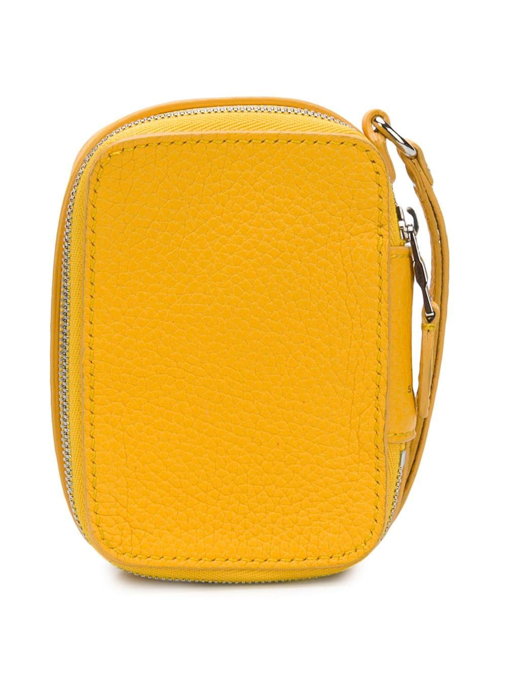 7208c27ff16c Lyst - Sonia Rykiel Le Pave Keyring Purse in Yellow