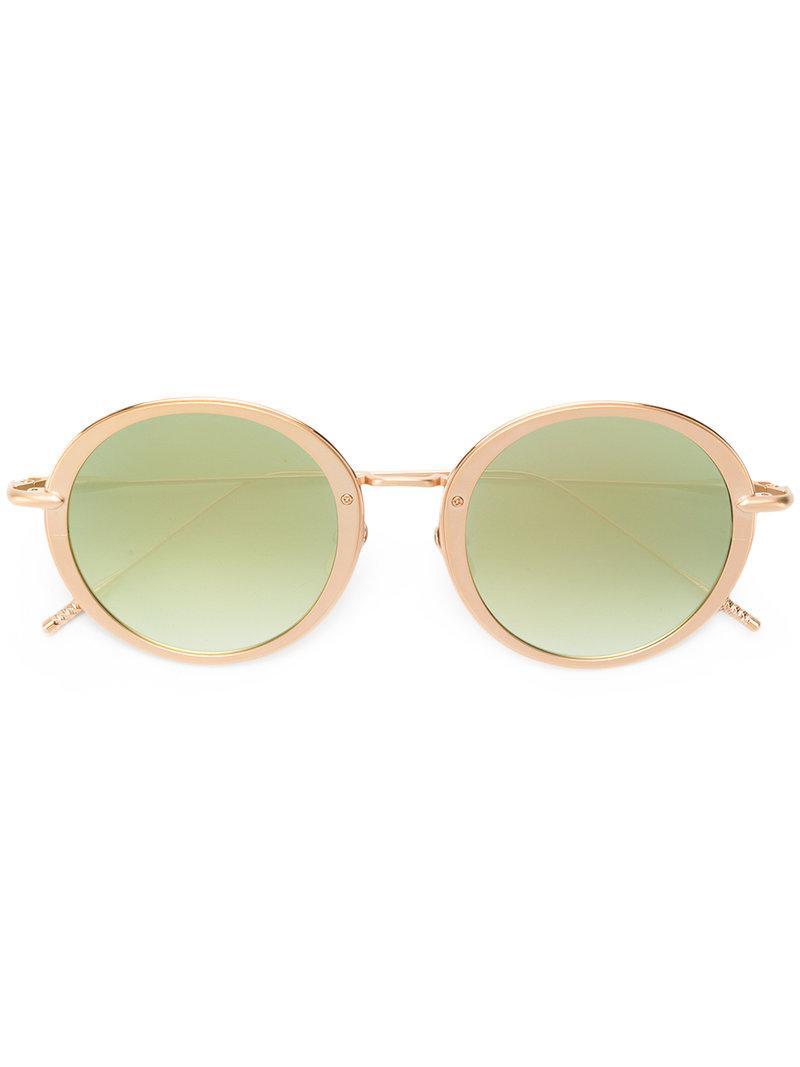 661b8f900d6 Frency   Mercury Favorite Breakfast Sunglasses in Metallic - Lyst