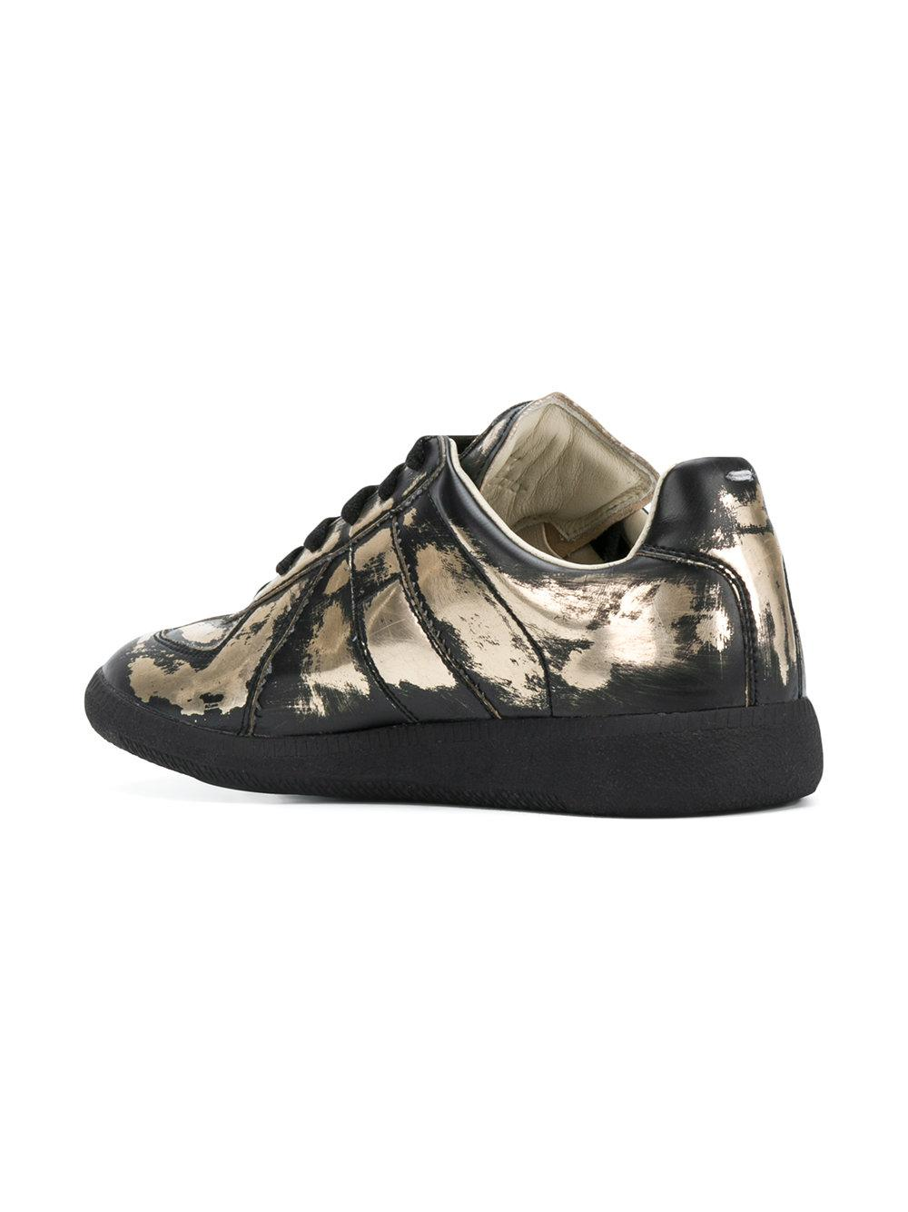 burnished Replica sneakers - Multicolour Maison Martin Margiela IUtMbc