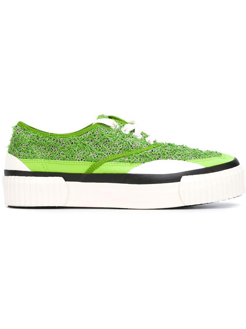 platform sneakers - Green Julien David 2jxDmnQO3G