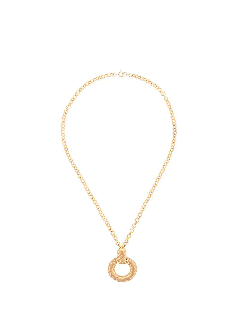 PetiteGrand Seville necklace - Metallic Ne8kR