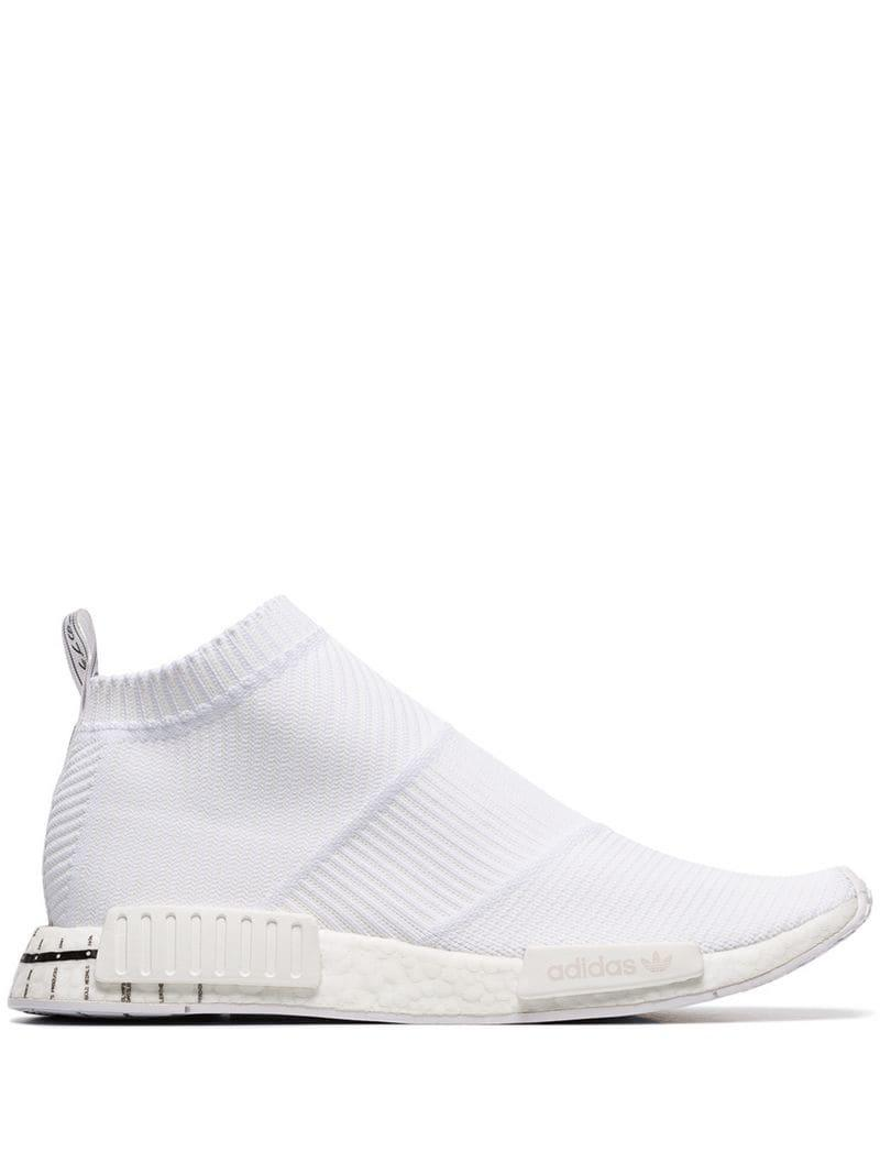 98d3c7813 Lyst - adidas Nmd Cs1 Sneakers in White for Men