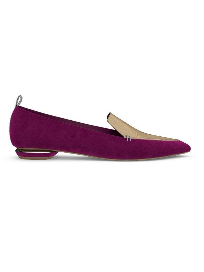 6bba593f215 Nicholas Kirkwood Customisable Beya Loafers in Purple - Lyst