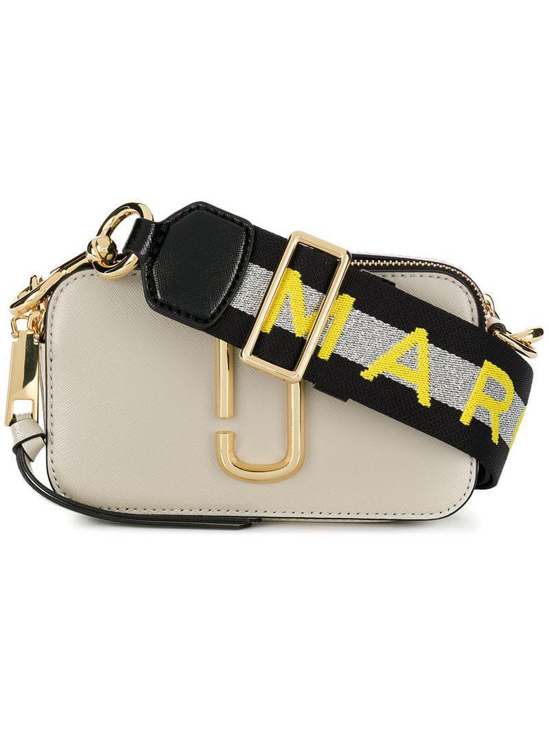 Lyst - Petit sac à bandoulière Snapshot Marc Jacobs 3cf6a5d34b22