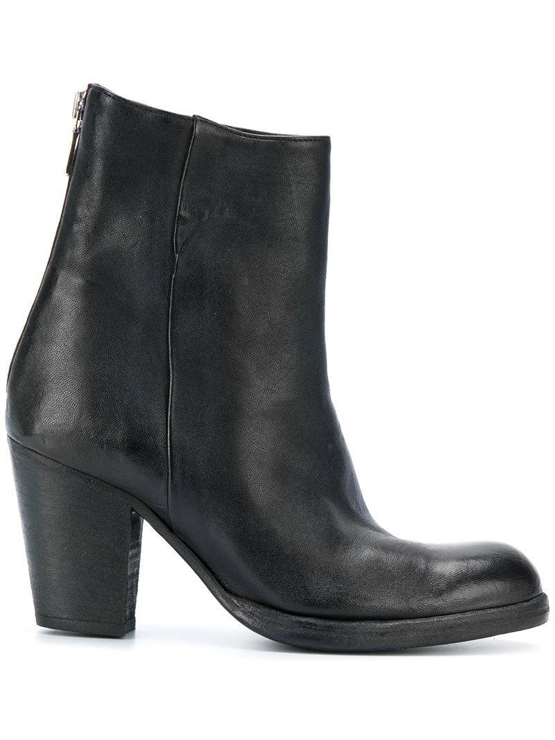 SARTORI Block heel ankle boots 9AeCQ2