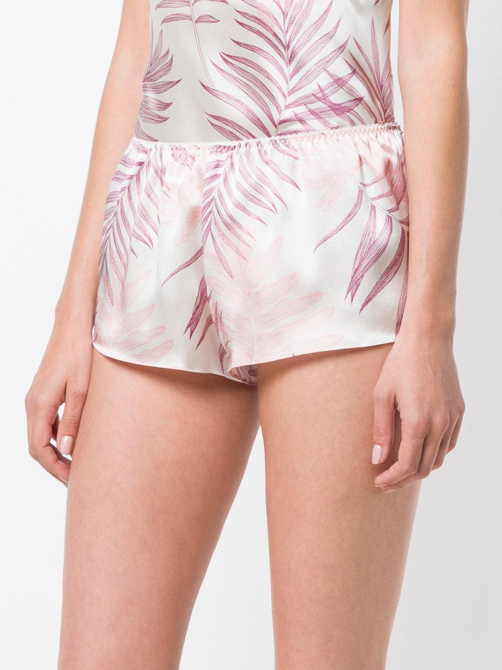 short loose nightwear shorts - Pink & Purple Gilda & Pearl Cheap New XjKXC