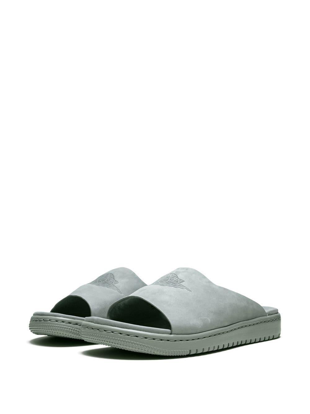 50b92961d Lyst - Nike Modero 1 Slides in Gray
