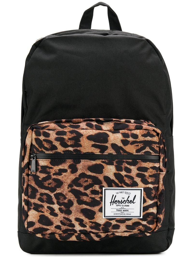 Herschel Supply Co. Pop Quiz Backpack in Black for Men - Lyst f6bbd20ae728a
