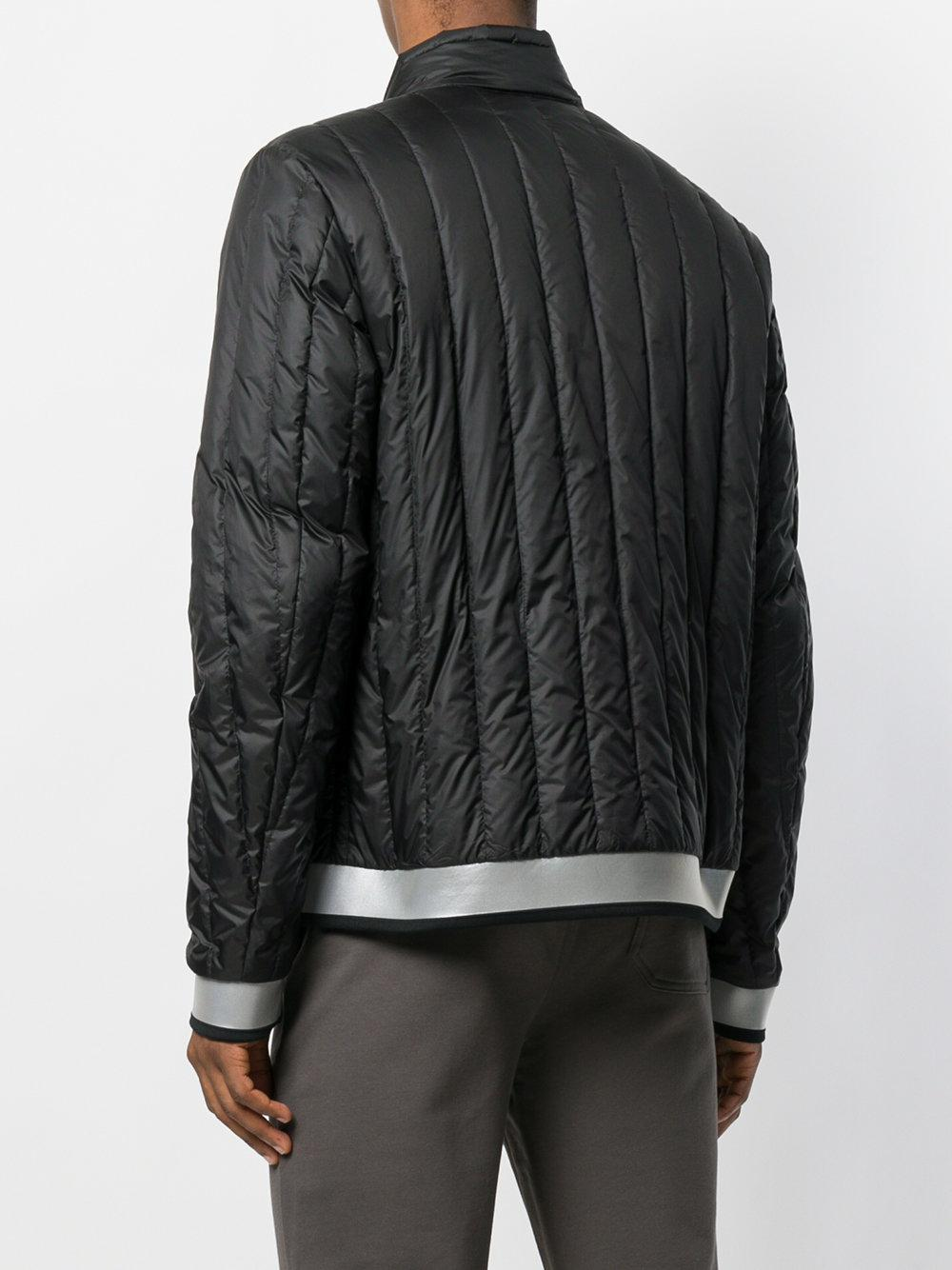 Moncler - Black C X Craig Green Reflective Stripe Quilted Jacket for Men - Lyst. View fullscreen