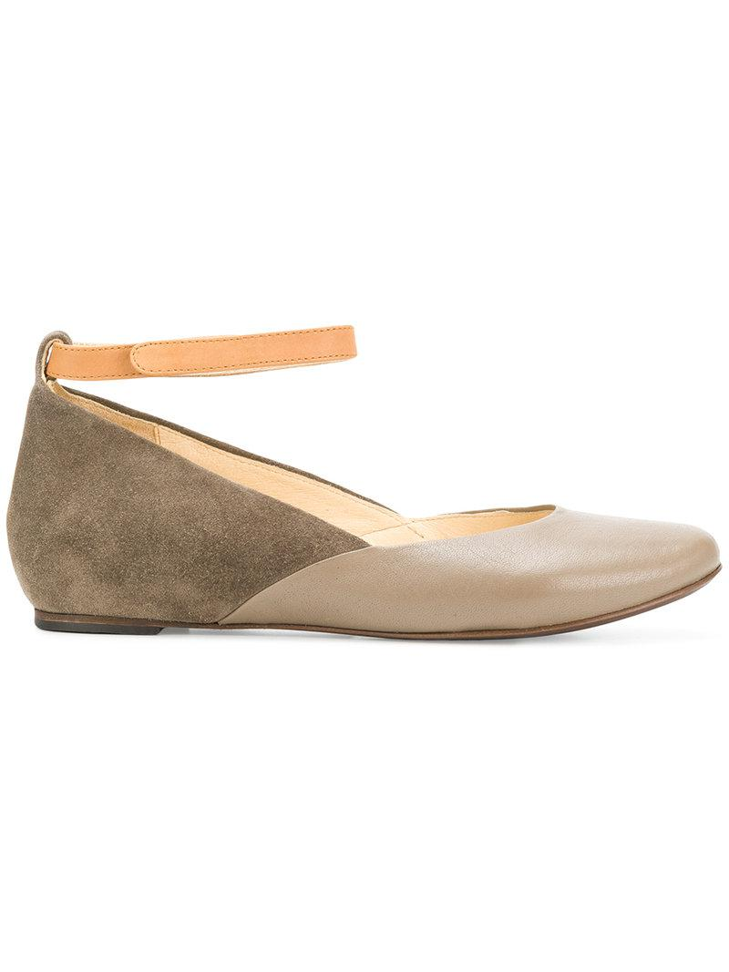 affordable cheap price See By Chloé ankle strap ballerinas outlet limited edition 07X2yR16