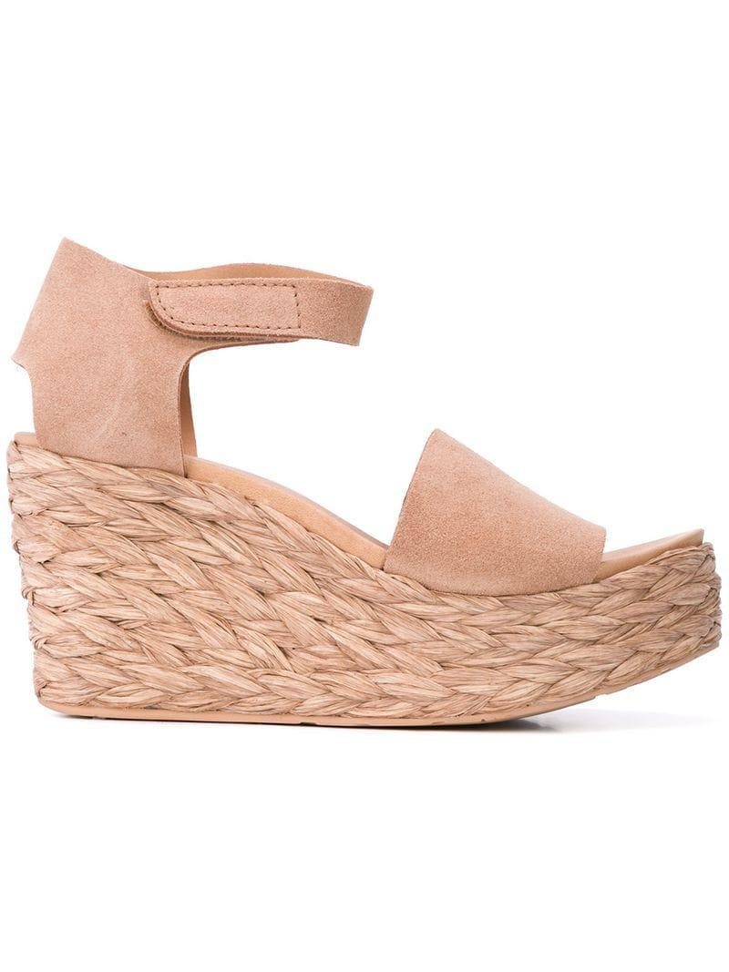 8e2d7993f02 Lyst - Pedro Garcia Dory Espadrilles in Pink