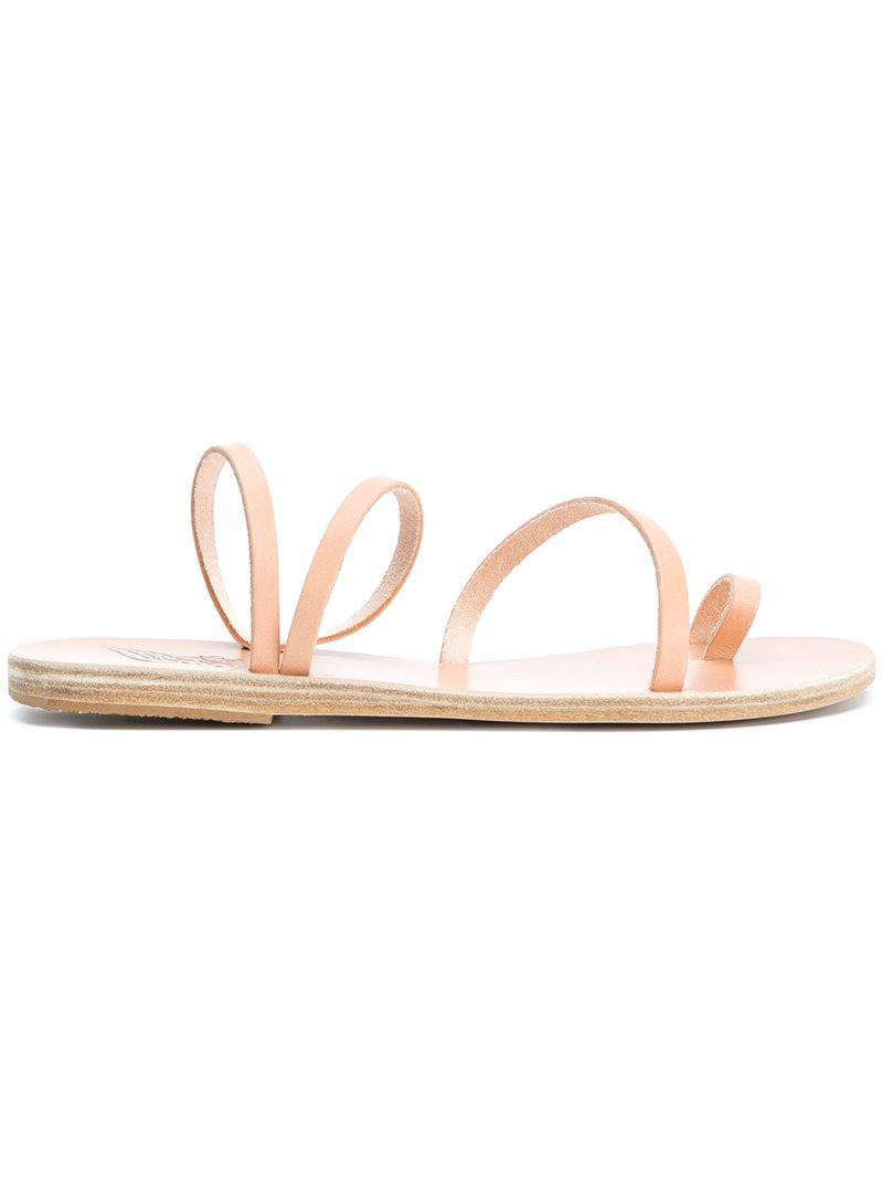 Ancient Greek Sandals Aplie Left the Ria sandals aJRJq