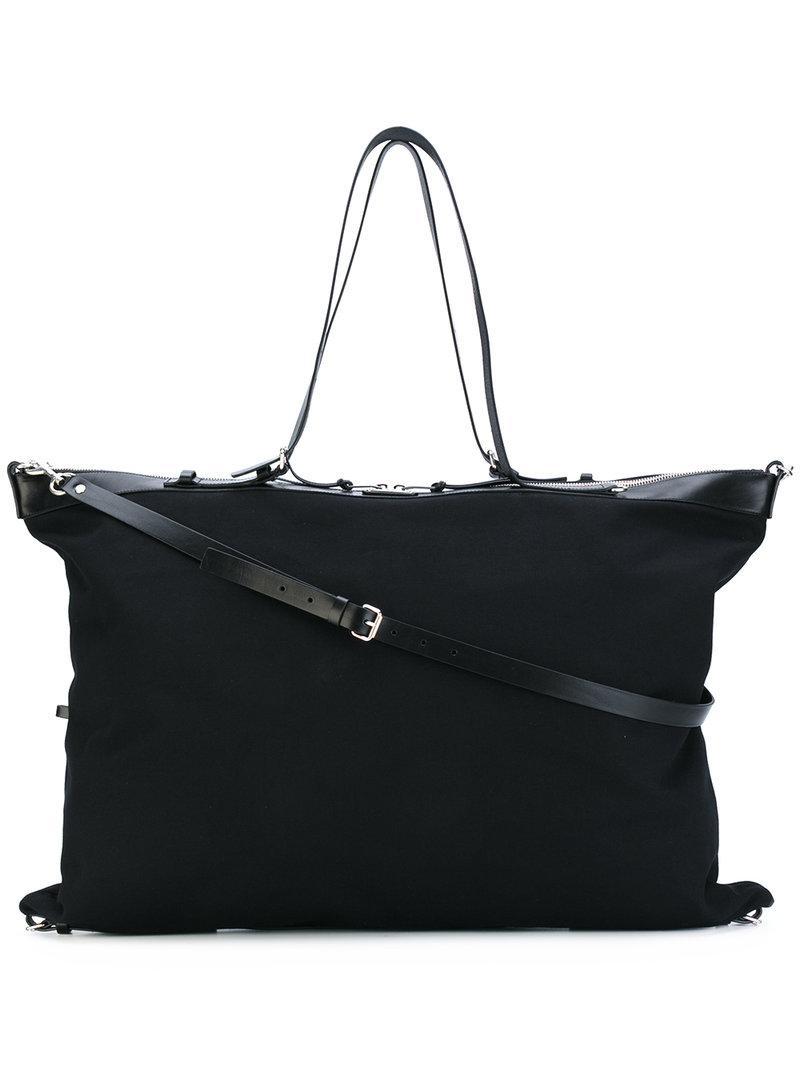 7616ca573b97 Lyst - Saint Laurent Square Shoulder Bag in Black for Men