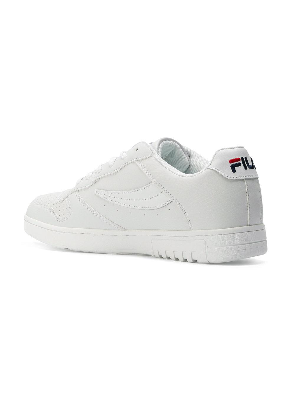 cbffc1aec355 For For Baskets Low Men Sneakers White Lyst Fila Fx100 In In In CqwTx06