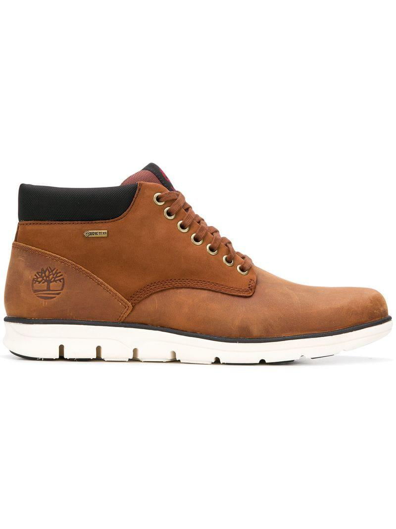 252ebda13d92 Lyst - Timberland Lace-up Ankle Boots in Brown for Men