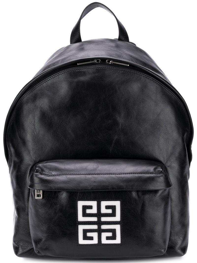 1ec44cc097da Givenchy 4g Backpack in Black for Men - Lyst