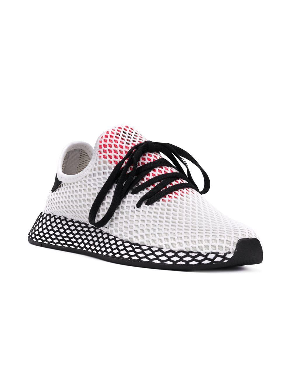 690064ad870ea Lyst - adidas Deerupt Runner Sneakers in White for Men