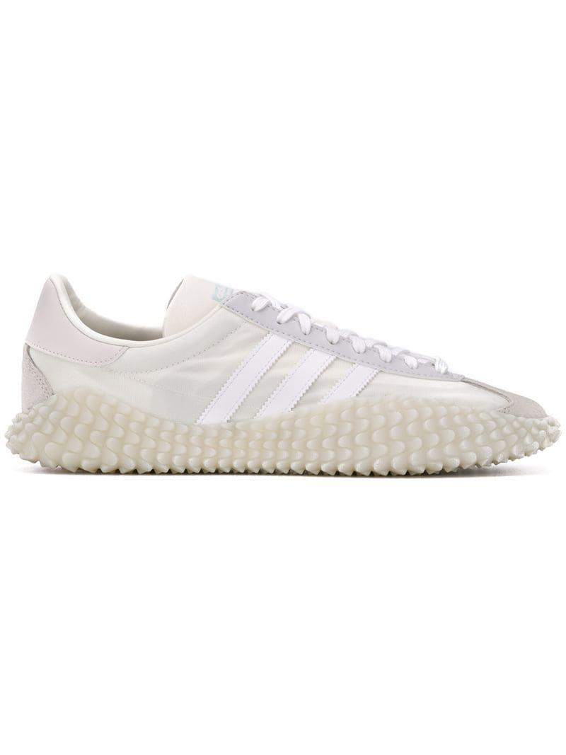 a53c2b82f27959 Lyst - Adidas Country X Kamanda Sneakers in White for Men