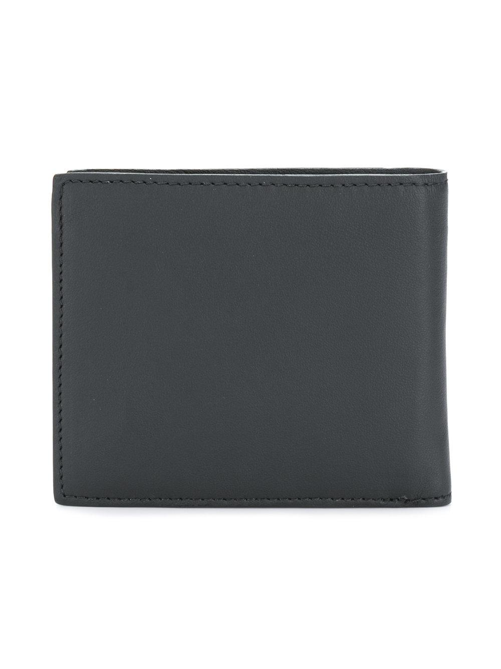 f0ab02464a Lyst - Versace Medusa Stud Wallet in Black for Men