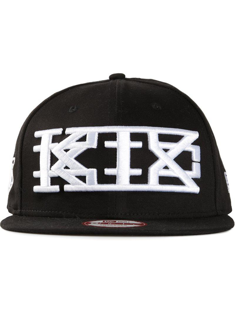 Fifty Patch cap - Black KTZ ofoMU1voos