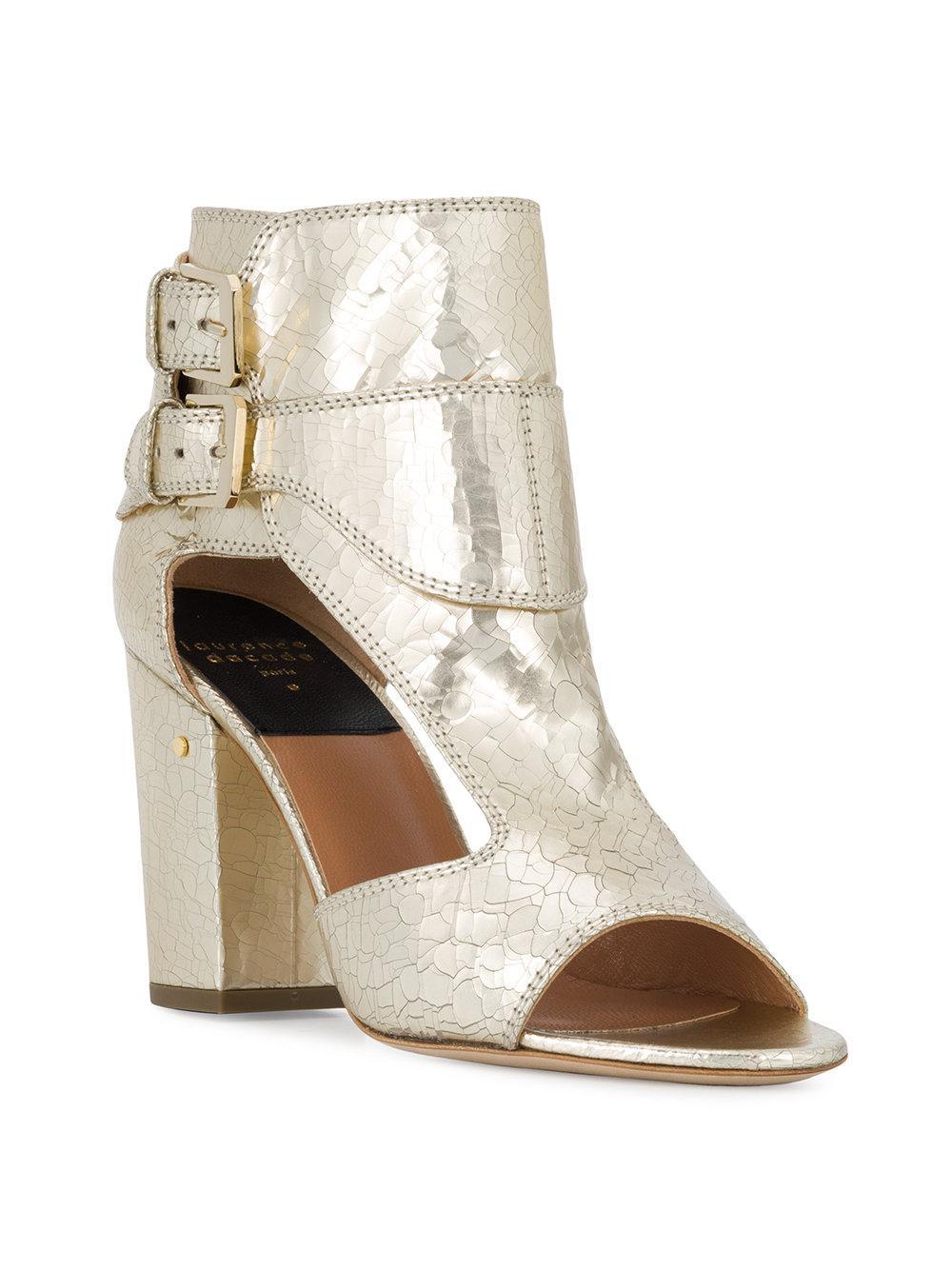 Rush buckled sandals - Metallic Laurence Dacade lKVT8Pz