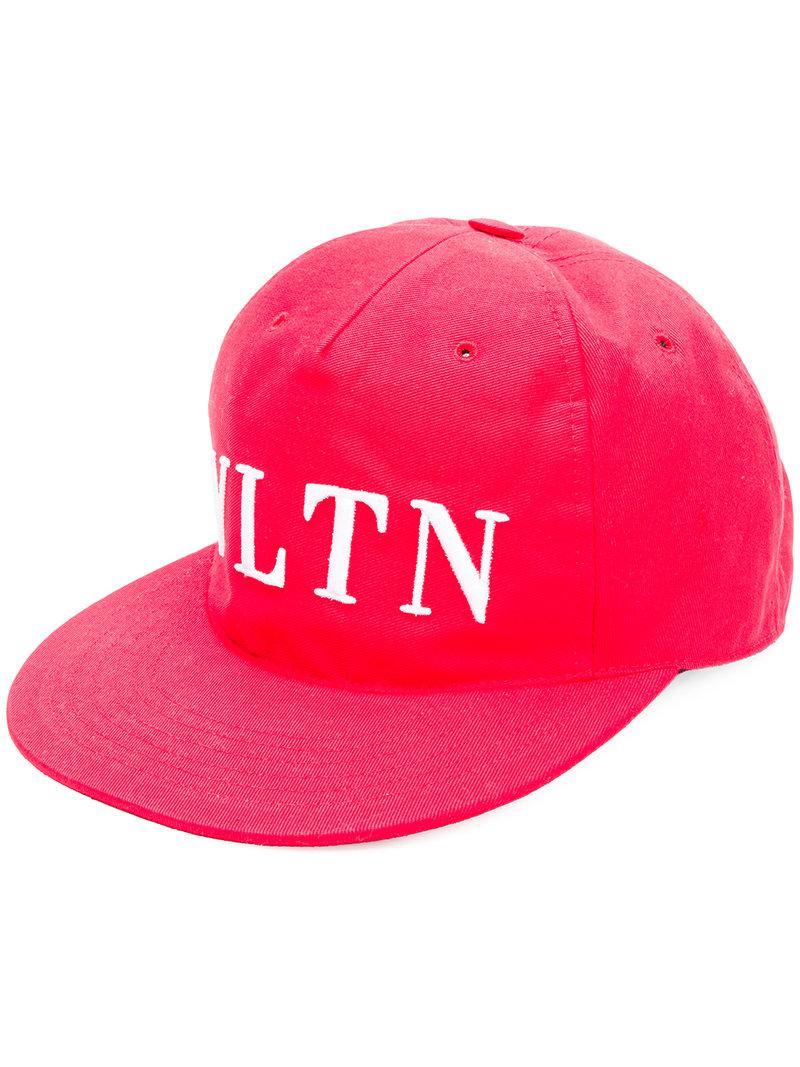 VLTN baseball cap - Red Valentino 6z1H7ICY