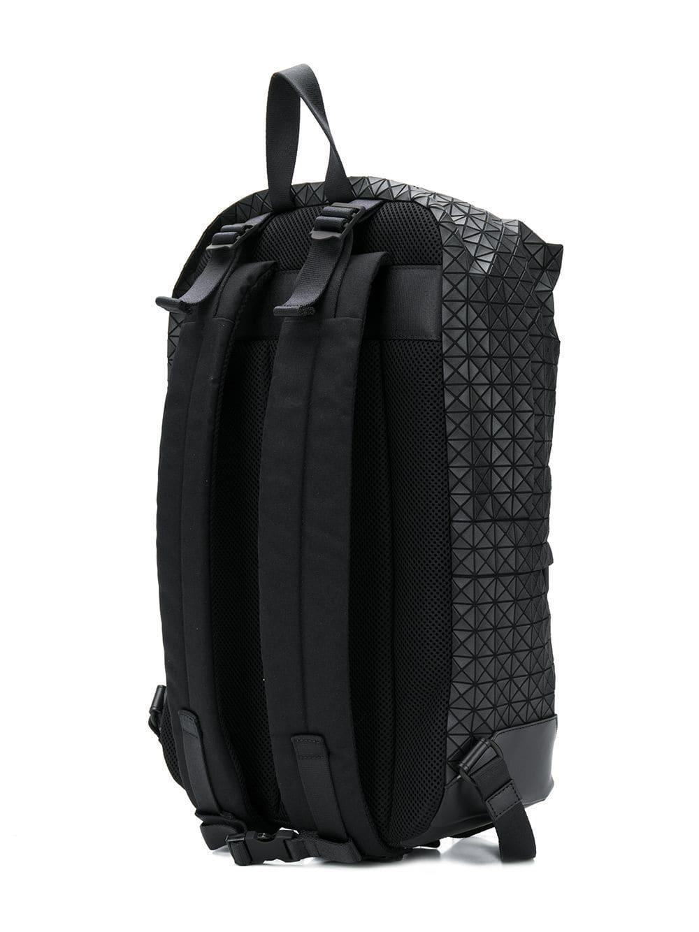 1c546238396a Bao Bao Issey Miyake - Black Prism Backpack for Men - Lyst. View fullscreen