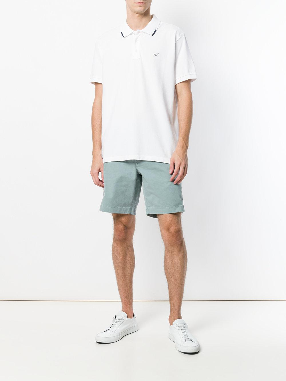 casual chino shorts - Blue Closed KcIDppqr