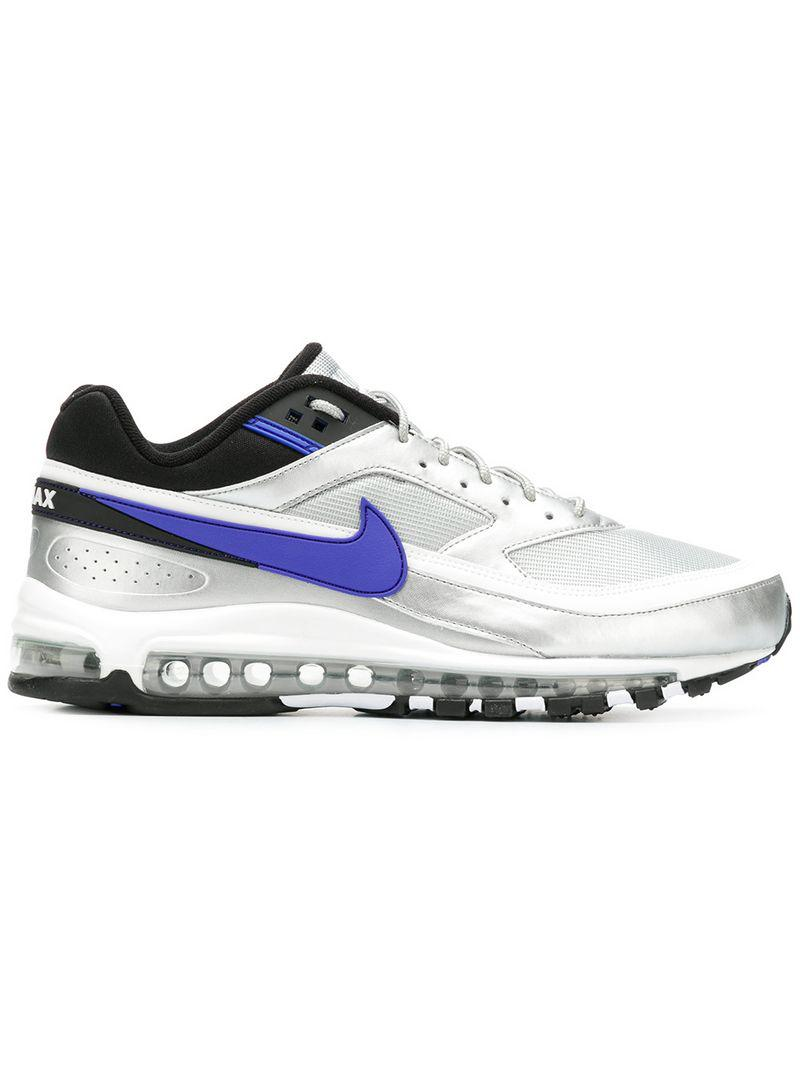 a9e110e0d9 Lyst - Nike Air Max 97/bw Sneakers in Metallic for Men - Save 42%